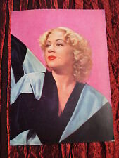 BETTY HUTTON - FILM STAR - 1 PAGE  PICTURE- CLIPPING/CUTTING