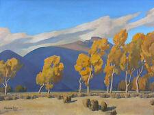 November in Nevada   by Maynard Dixon   Giclee Canvas Print Repro