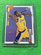 Kobe Bryant Jersey #8 Los Angeles Lakers Rookie Encore 96-97 Fleer Basketball Rc