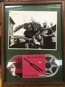 Queens of the Stone Age - Songs For The Deaf - Signed Josh Homme, Nick Oliveri