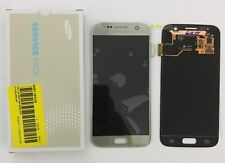 DISPLAY LCD + TOUCH SCREEN ORIGINALE SAMSUNG GALAXY S7 G930F SILVER SM-G930F