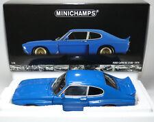 Ford Capri RS 3100 RS3100 1974 blau blue bleu azzurro Minichamps 180748000 1:18