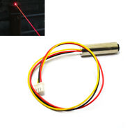 650nm 658nm 30mW Red Laser Dot Diode Module 12x40mm with TTL 0-20KHZ