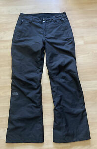 The North Face Sally Pant Ski Snowboarding Hyvent Relaxed Fit Womens M