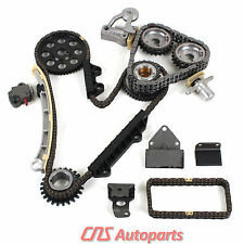 99-06 SUZUKI GRAND VITARA CHEVY 2.5L 2.7L COMPLETE TIMING CHAIN KIT H25A H27A