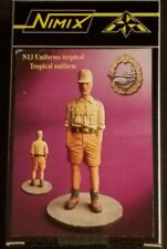 1/35 Nimix German Wwii Kriegsmarine sailor tropical uniform resin figure Htf