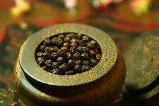 Dunkelroter Kampot Pfeffer, traditionell produziert in Bio Qualität (4,5g)