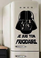 Sticker Fun Frigo - DARK VADOR - JE SUIS TON FRIGIDAIRE