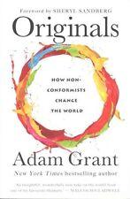 Originals: How Non-conformists Change the World, Good Condition Book, Grant, Ada