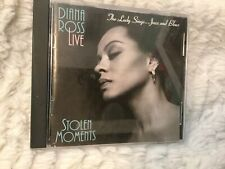 The Lady Sings Jazz & Blues: Stolen Moments by Diana Ross (CD, Mar-2002, Motown)