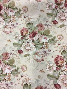 Warwick Bibury Chintz Print Fabric By The Metre