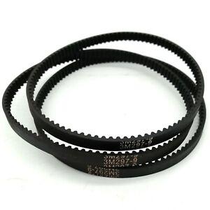 HTD 3M Timing belt Endless 291/294/297/300/306mm Length 6/9mm Width Rubber