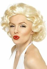 Smiffys Blonde Bombshell Parrucca (i7z)
