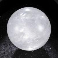 NATURAL RAINBOW CLEAR QUARTZ CRYSTAL SPHERE BALL HEALING GEMSTONE Best