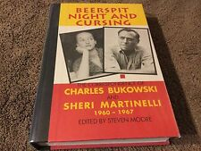 CHARLES BUKOWSKI Beerspit Night and Cursing : The Correspondence LTD ED