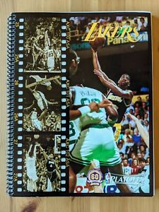 2008 Los Angeles Lakers Playoff Guide - AUTHENTIC GREAT CONDITION - 156 pages