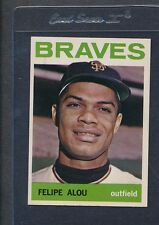1964 Topps #065 Felipe Alou Braves NM/MT *6402