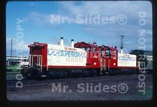 Original Slide SOO Line SW9 2119 & 2118 Special 'Twin Ports 'Duluth & Superior'