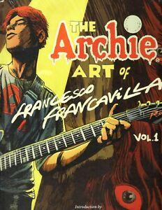 The Archie Art Of Francesco Francavilla Vol. 1