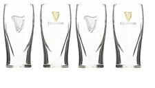 Guinness Irish Pint Beer Glasses 16oz Set of 4 291611