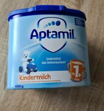 Aptamil Kindermilch Folgemilch ab 1 Jahr (1+) Milchnahrung 4 x 400 g