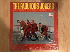 The Fabulous Jokers – Guitars Extraordinary 1966 Monument MLP 8059 VG+