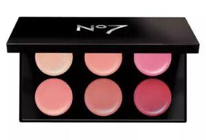 No7 Limited Edition Kiss Lip & Cheek Palette