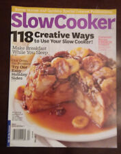 Better Homes and Gardens Special Interest - Slower Cooker 2012