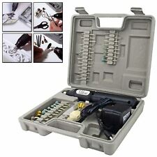 Bond Hardware 60pc Cordless Mini Rotary Hobby Drill Tool With Case + Accessories