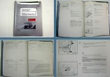 Audi A8 4D D2 Reparaturleitfaden Werkstatthandbuch TDI Einspritzanlage AKF