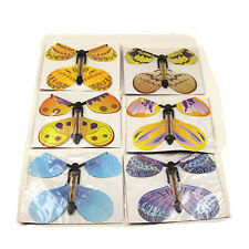 10Pcs Flying Butterfly Magic Trick Freedom Special Party Gag Wedding Inveteshion