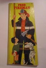 Fred Fireman by Joe Kaufman, Golden Press, 1968