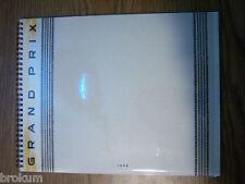 MINT 1998 PONTIAC GRAND PRIX  SALES BROUCHURE MINT(BOX 757)