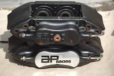 Original AP Racing CP6600 4 pot Brake calipers N O S radial alloy A P inc. pads