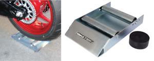 Tourne roue rotative pour moto