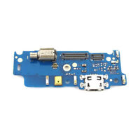Motorola Moto E4 USB Charging Port Dock Connector Board Flex Cable Replacement