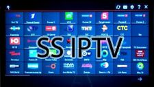6 MONTHS FTA WORLDWIDE IPTV FOR SS IPTV APP ON SONY☆PHILLIPS☆TOSHIBA☆ SMART TV's