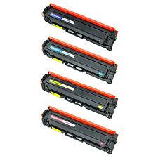 4 Pack New CF410A 410A Toner Black Color Set For HP LaserJet Pro M477fnw M452dn