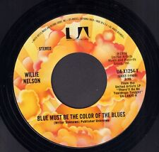 "WILLIE NELSON ‎– There'll Be No Teardrops To (1978 US COUNTRY VINYL SINGLE 7"")"