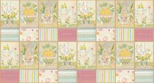 "Blend Promise of Spring by Cori Dantini 13 02 1 Spring Audience 24"" Panel COTTON"