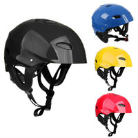 Safety Protector Helmet 11 Breathing Holes for Water Sports Kayak Canoe Sur E5A8