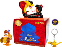 Funko Disney Treasures Aladdin Box With Jafar as the Serpent Pop In Hand