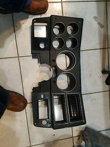 73-87 Chevy GMC  TRUCK  Instrument Cluster Bezel OEM GM 14057869