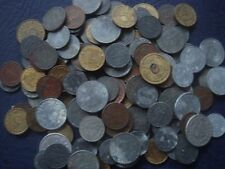 Germany 1935 -1944 NAZI Swastika 1,2,5,10,50 Pfennig REAL WWII lot of 20 coins