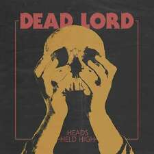 DEAD LORD HEADS HELD HIGH VINILE LP 180 GRAMMI + POSTER NUOVO !