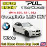BMW E90 3 Series FULL 16 LED Light UPGRADE ERROR FREE WHITE Interior KIT