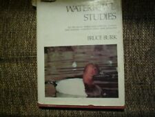 BOOK: WTERFOWL STUDIES by Bruce Burk