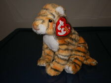 """""""RUMBA THE TIGER BEANIE BABY"""" ------RETIRED-----TY 2003"""