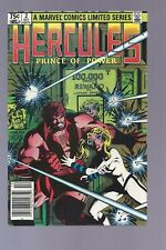 High Grade Canadian Newsstand Hercules #2 $0.75 Price Variant