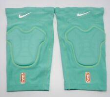 Nike Wnba Pro HyperStrong Padded Knee Sleeves Green Spark Heather S/M